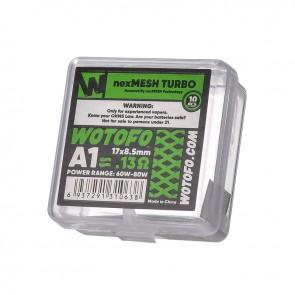 Profile 1.5 nexMESH Turbo Confezione da 10 Pezzi - Wotofo