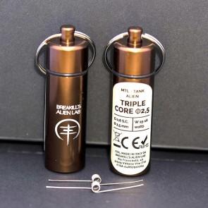 MTL Tank Triple Core 2,5mm (NT2,5) - Breakill's Alien Lab
