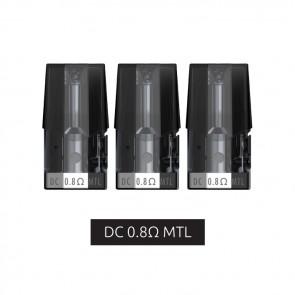 Pod Nfix DC 0,8ohm in Confezione da 3 Pezzi - Smok
