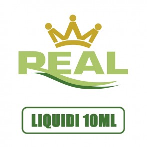 Liquidi Pronti 10ml - Real Farma