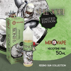 Shinobi Ice 50ml Mix Series - Valkiria