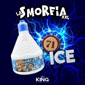 Aroma Concentrato La Smorfia 71 ICE - 30ml Grande Formato - King Liquid