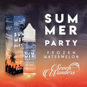Summer Party 50ml Mix Series - Seven Wonders