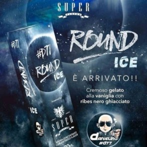 Round ICE 50ml Mix Series - Super Flavor