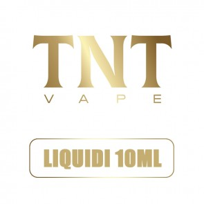 Liquidi Pronti 10ml - TNT Vape