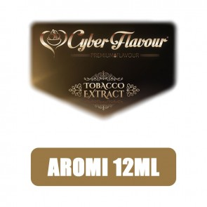 Aromi Concentrati Linea Tobacco Extract 12ml - Cyber Flavour
