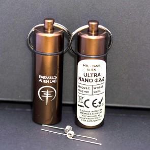 MTL Tank Ultra Nano 2,5mm (UN2,5) - Breakill's Alien Lab