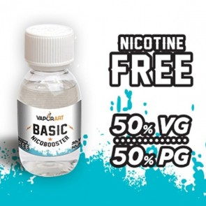 Base NicoBooster 80ml 50/50 - Vaporart