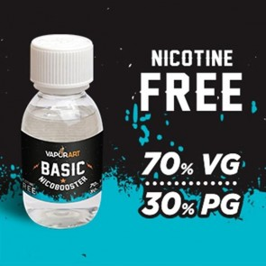 Base NicoBooster 80ml 70/30 - Vaporart