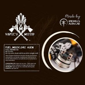 Fuel Multicore Alien - Breakill's Alien Lab x Vaper's Mood