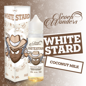 Whitestard 50ml Mix Series - Seven Wonders
