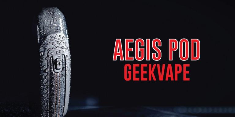 AEGIS POD GEEK VAPE