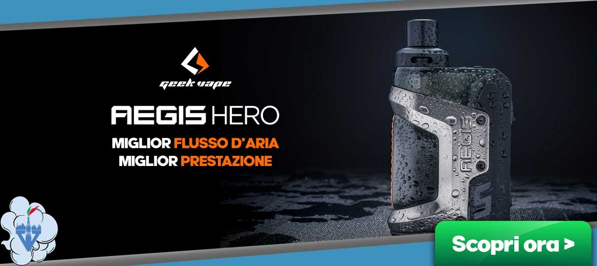 geekvape aegis hero pod mod kit sigaretta elettronica sito online vapeitalia