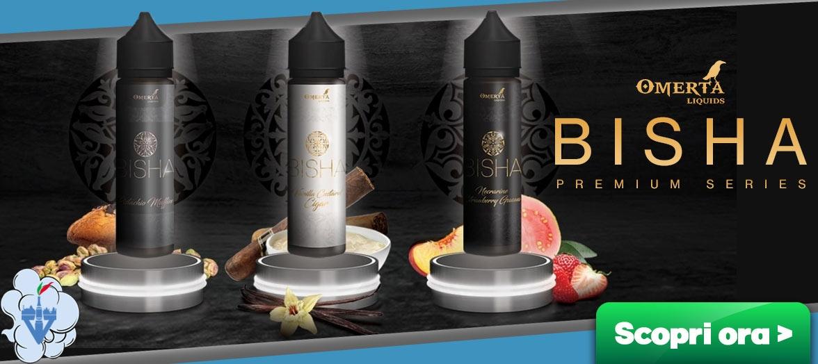 omerta liquids bisha aromi shot 20ml liquidi sigarette elettroniche vapeitalia novità online