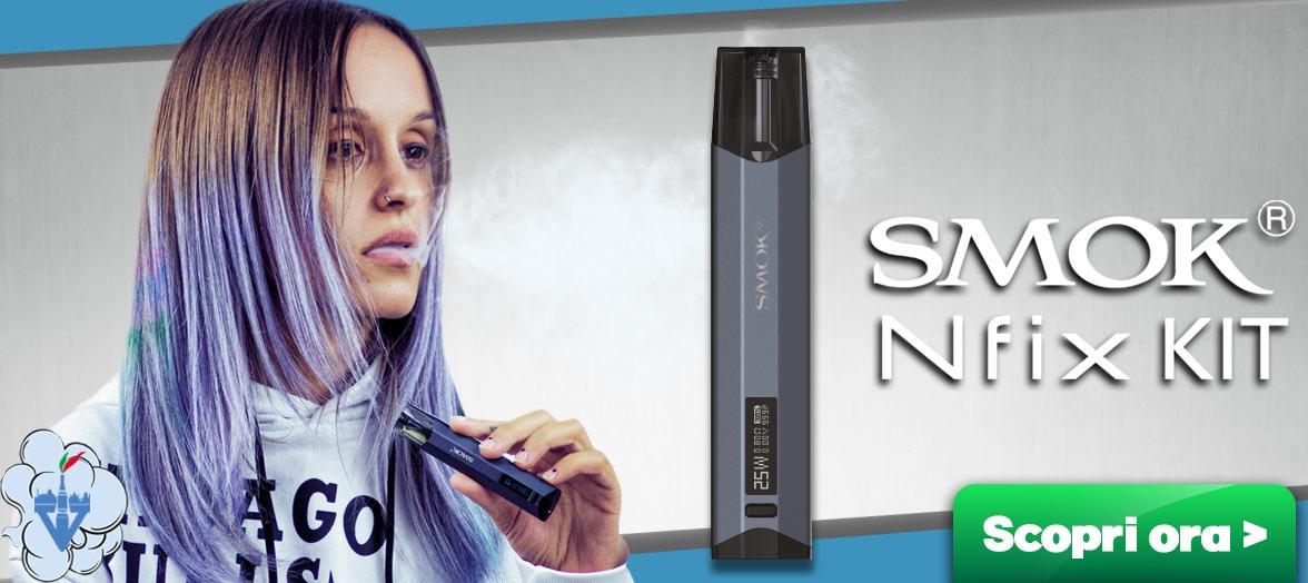 smok nfix kit pod mod sigaretta elettronica vapeitalia