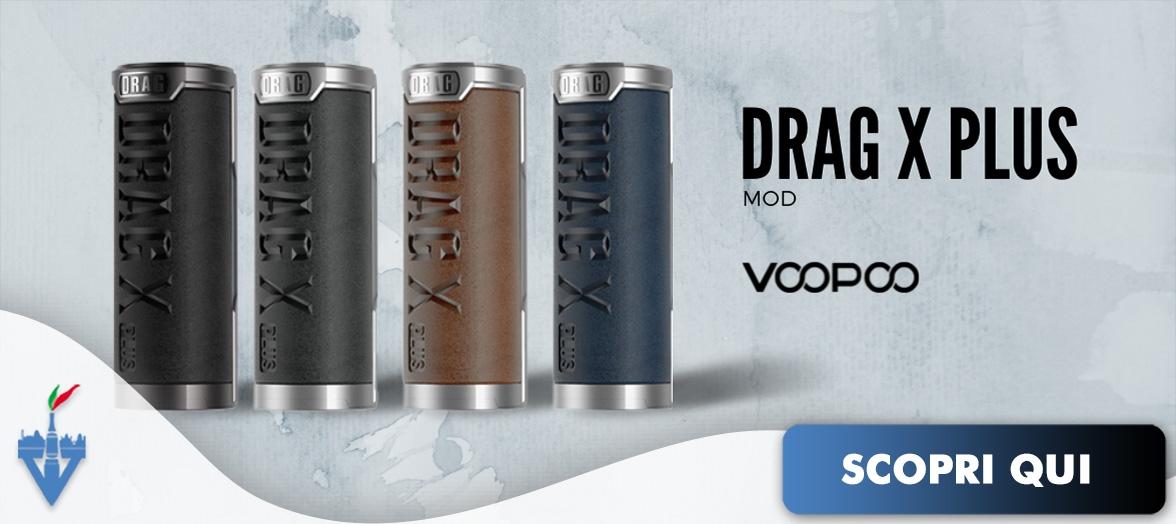 voopoo drag max 177w pod mod kit pnp tank preorder preordine acquisto online sito svapo vapeitalia