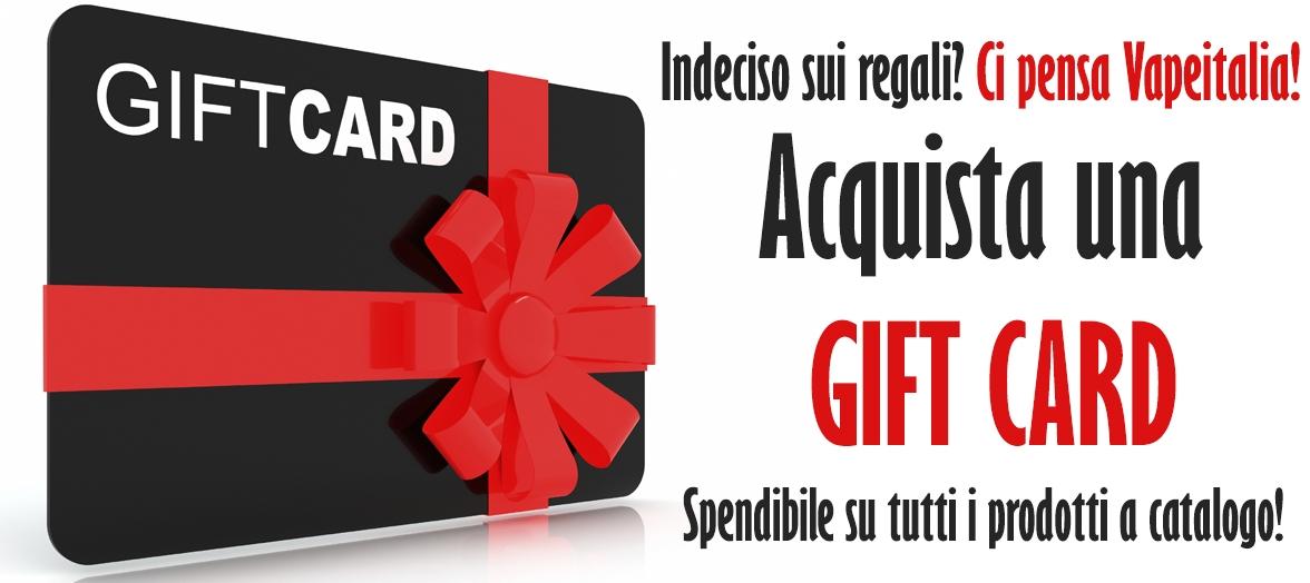 Gift Card Vapeitalia