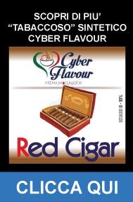Aromi Concentrati Tabaccosi 10ml - Cyber Flavour