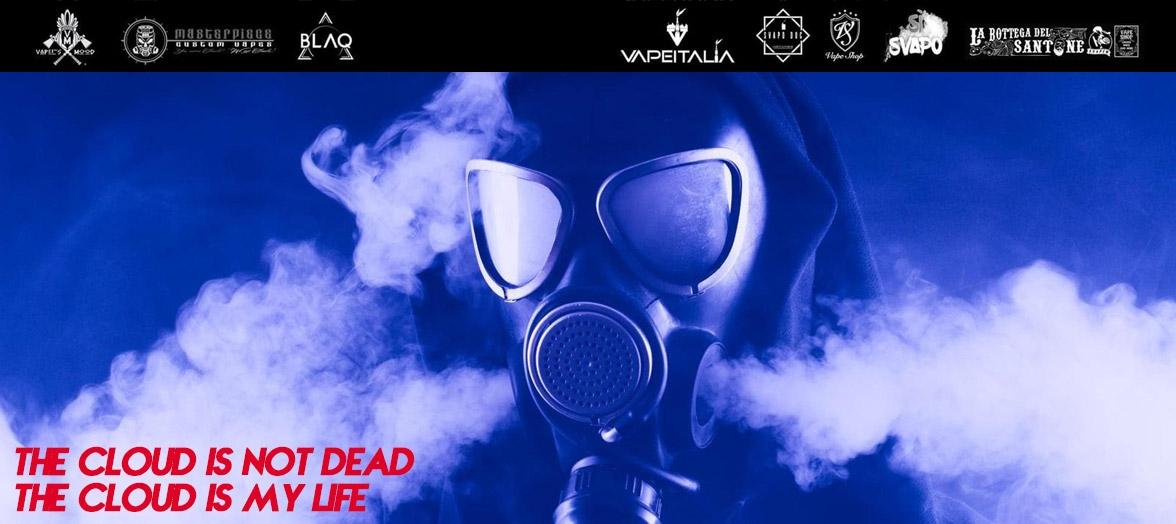 vapeitalia vaper's mood blaq vapor cloud chasing campaign